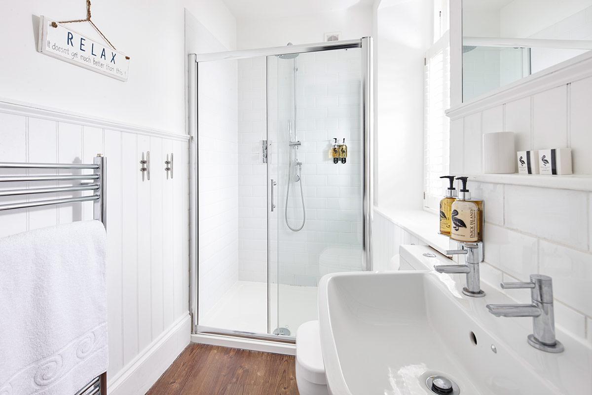 Steam-Packet-Room-One-Bathroom • Steam Packet Inn